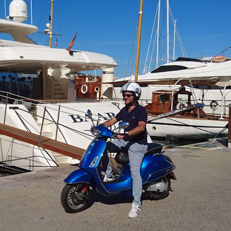 vespa sprint 50 bike ebike scooter yacht and car. Black Bedroom Furniture Sets. Home Design Ideas